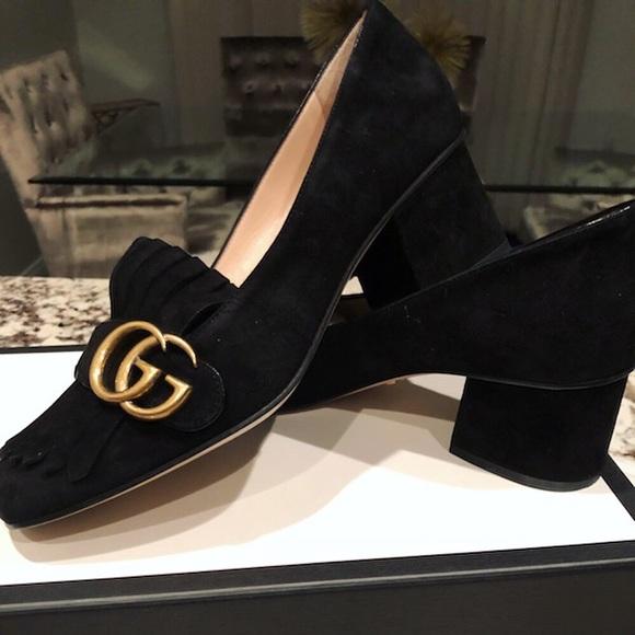d532ac59583 Gucci Shoes - Gucci Marmont Pump